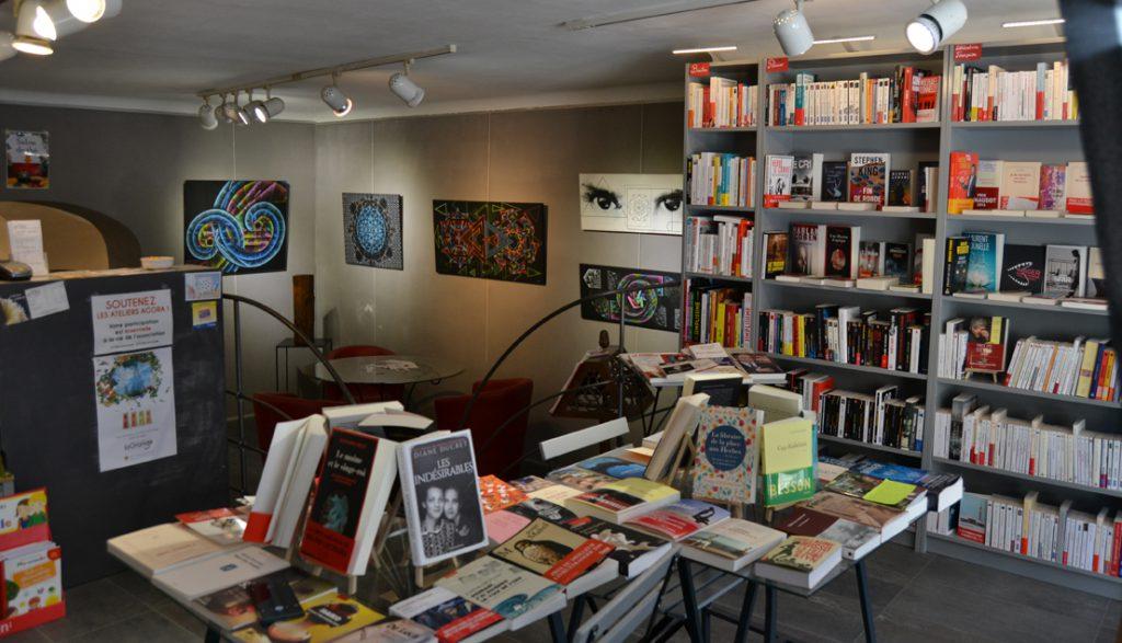 Votre librairie au cœur du village