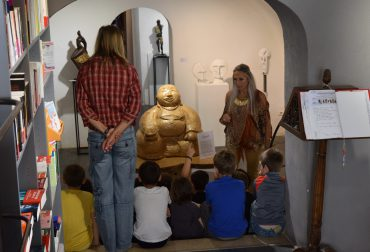 Symposium de sculpture du 2 au 4 mai- Expo du 16 avril au 4 mai