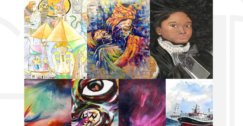 Exposition ML'ART: Concours Jeunes Talents