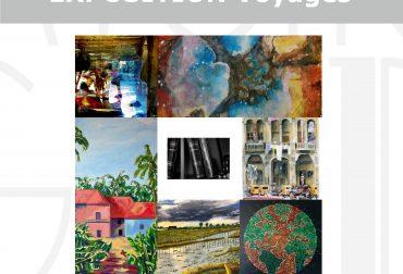 Expo: Voyages jusqu'au 25 mai