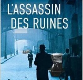 L'assassin des ruines- Cay Rademacher