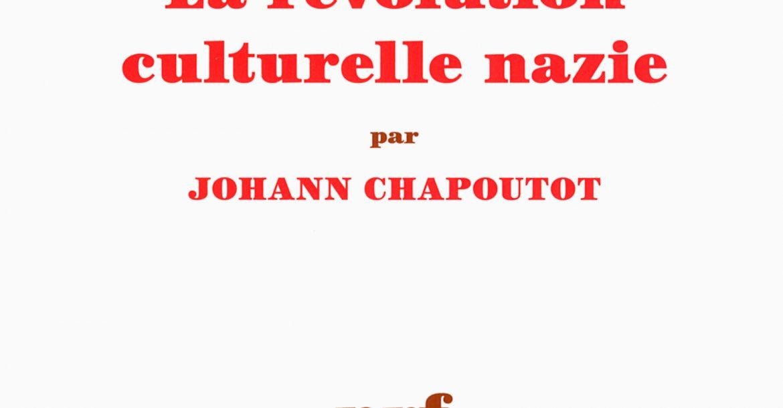 La révolution culturelle nazie