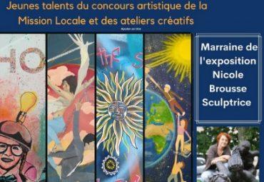 Les Ateliers Agora exposent les jeunes talents