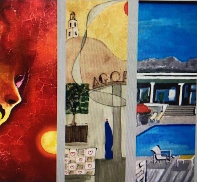 Exposition Collective «Artistes Permanents 2021»