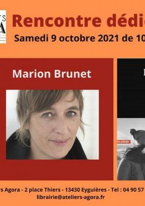 Rencontre Dédicace avec Marion Brunet